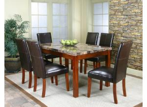 Mayfair Dining Table & 6 Chairs