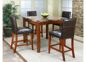 Mayfair Counter Height Chairs (Set Of 2)