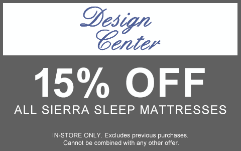 15% Off Sierra Sleep
