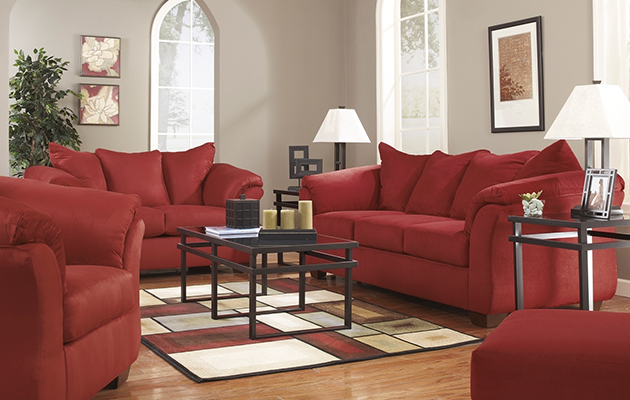 Choose Your Sofa Color at Dimensional Furniture Outlet