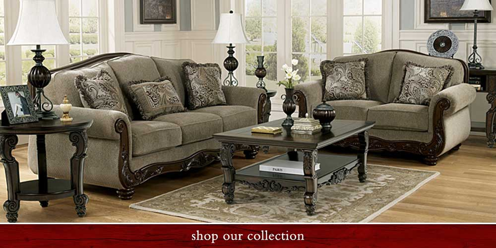 Martinsburg Meadow Sofa U0026 Loveseat