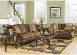 Montgomery Mocha 7PC Living Room Set