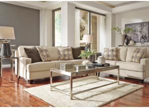 Brielin Linen 6PC Living Room Set