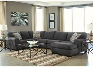 Sorenton Slate 6PC Living Room Set