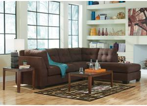 Maier Walnut 5PC Living Room Set