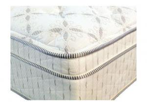 "Image for One Sided 13"" Pillow Top Medium Plush Queen Mattress"
