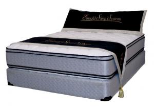 "Image for Double Sided Pillow Top 14"" Medium Plush Queen Mattress"