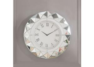 Image for Glam Mirrored Clock
