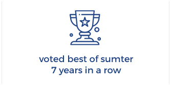Voted Best of Sumter