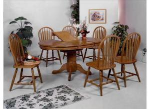 Butterfly Leaf 5-PC Dining Set