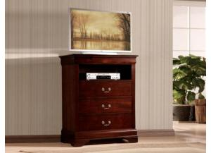Louis Philip Media Chest