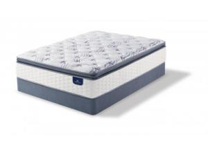 Queen Perfect Sleeper Richland Super Pillow Top set  (Mattress & Boxspring)