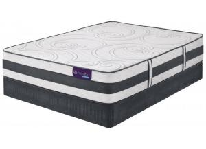 Queen iComfort Hybrid Philospher Plush set  (Mattress & Box)