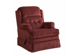 Persimmons Swivel Glider Recliner