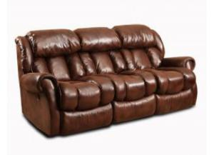 Espresso Power Reclining Sofa