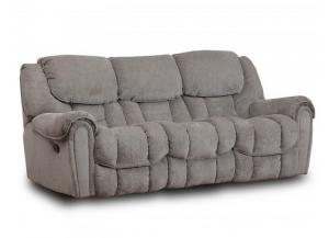 Granite Double Reclining Sofa
