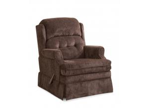 Java Swivel Glider Recliner