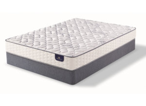 Queen Perfect Sleeper Labyrnith Firm set (Mattress & Boxspring)
