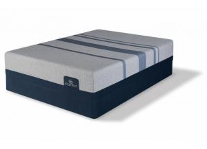 Queen iComfort Blue 1000 Cushion Firm set  (Mattress & Boxspring)
