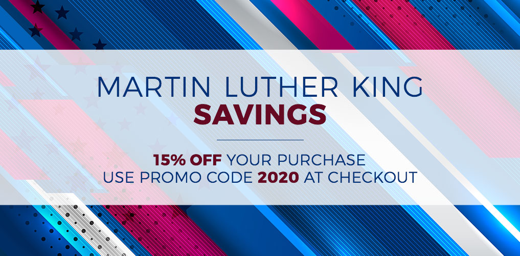 Martin Luther King Sale