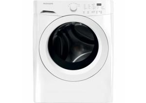 3.9 CF Front-Load Washer, SS Drum, 7 Cycles, Estar – White