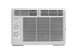 5000 BTU Window Air Conditioner, Rotary Controls