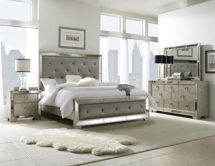 Farrah Queen Bed ,Furniture Saving