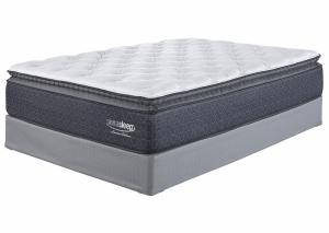 Limited Edition Pillowtop King Mattress and Foundation
