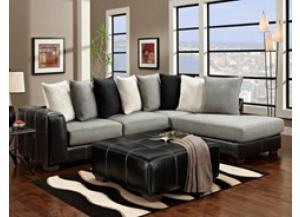 6350-Idol Steel-Sectional