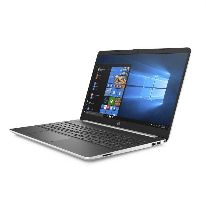 Hp 15 6 Hd Laptop Intel Core I3 8145u 4gb Memory 128gb Ssd Backlit Keyboard Hd Truevision Hd Webcam Feel At Home