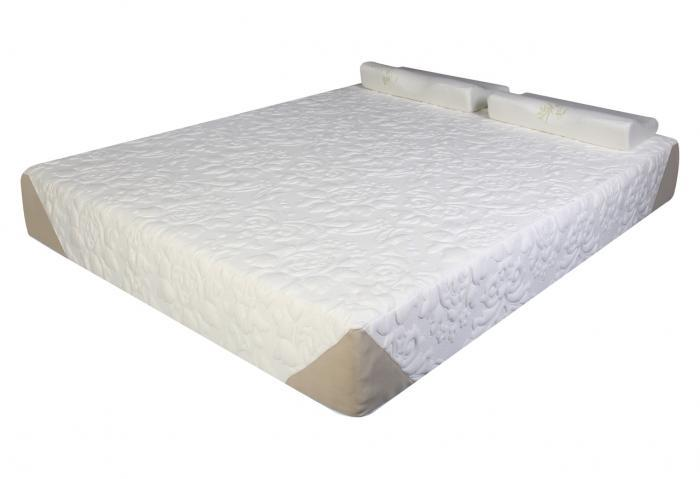 "Gel Elite Queen 10"" Gel Memory Foam Mattress,InStore Products"