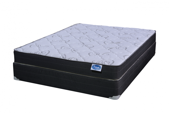 Tranquility Plush Queen 8 in Mattress + Box Spring Set,InStore Products
