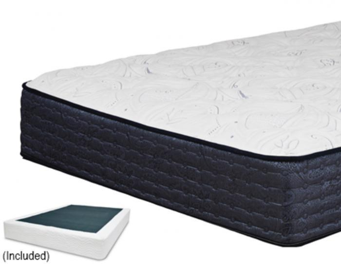 14 in Queen mattress with box spring set ,InStore Products