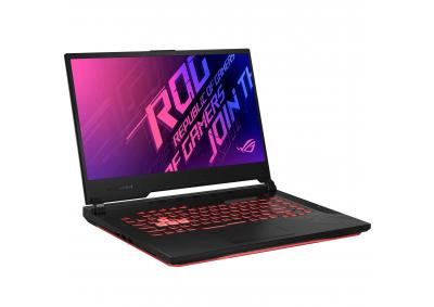 "Image for ASUS - ROG Strix G15 - 15.6"" Full HD Gaming Laptop - 10th Gen Intel Core i7 - 16GB Memory - 512GB Solid State Drive - NVIDIA GeForce GTX 1650Ti - Back"