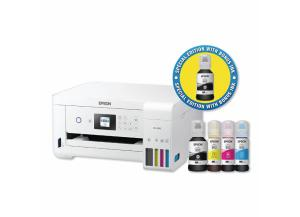 Image for Epson EcoTank ET-2760 Special Edition All-in-One Printer with Bonus Black Ink