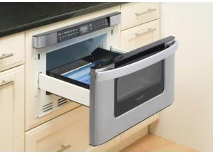 Sharp 1.2-cu ft Microwave Drawer (Stainless Steel)