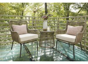 Image for 3-piece Cotton Road table and chair set