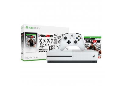 Image for Xbox One S 1TB NBA 2K19 Console and Game Bundle