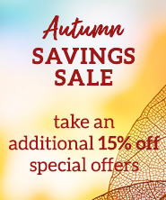 Autumn Savings Sale