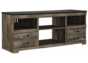 Trinell LG TV Stand w/ Fireplace Option