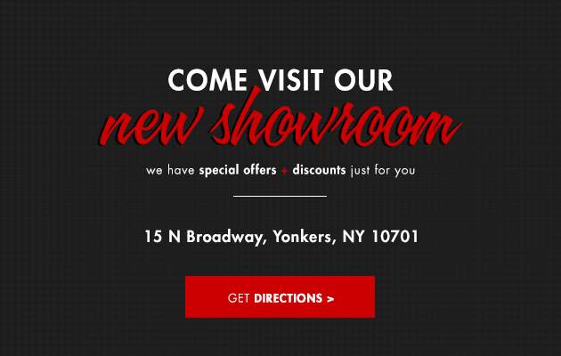 New Showroom Location