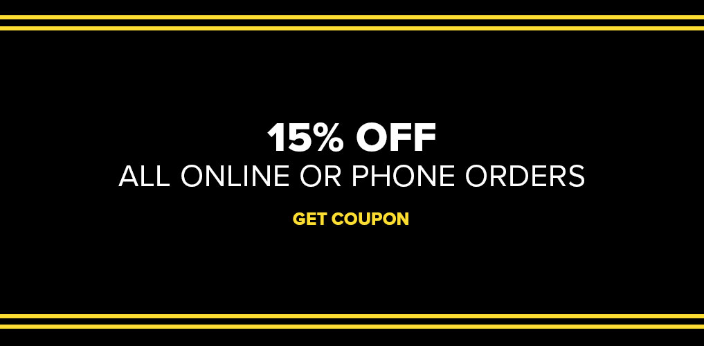 15% Off - Click for Coupon