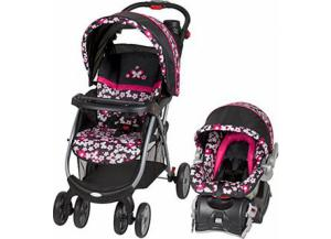 Image for Car Seat with Stroller