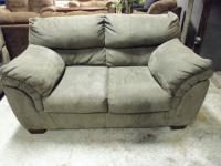 Image for Ashley Durapella Olive Love Seat 001150 WAS: $369.99