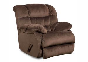 Sharpei Chocolate Recliner