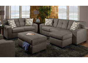 Victory Lane Dolphin Chaise Sofa & Loveseat Collection