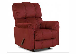 Top Hat Berry Recliner