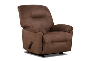 Calcutta Chocolate Recliner