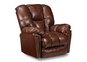 Lucas Leather Rocker Recliner