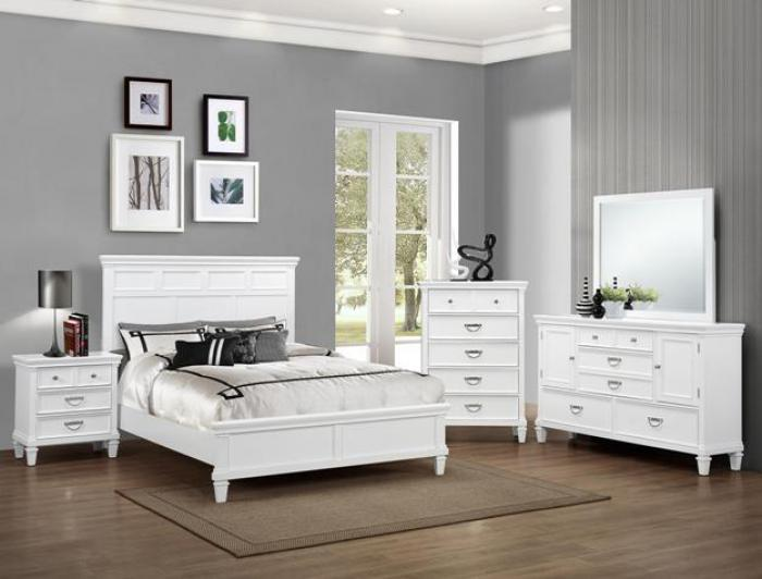 Hannah Twin Bed,Crown Mark In-Store